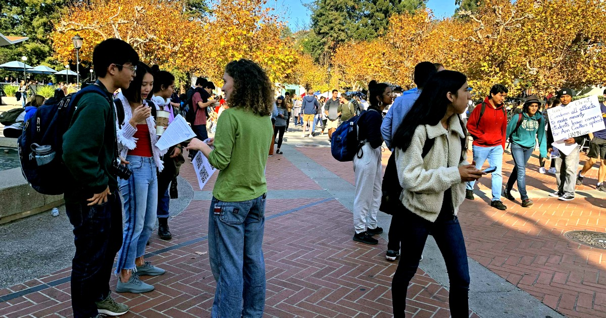 Expect protests when Palantir recruits on college campuses